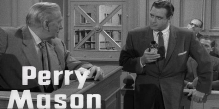 Perry Mason - American dramatized court show that ran from September 1957 to May 1966 on CBS.