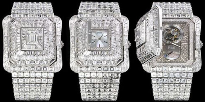 World's Most Expensive Watch #9: Piaget Emperador Temple Watch US$3.3 million.