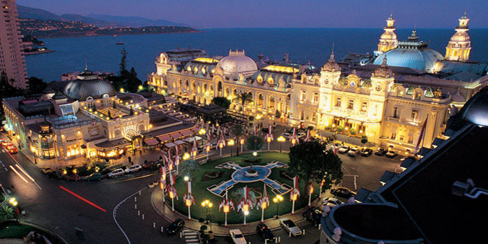 Place du Casino, MC-98000 Monte-Carlo.