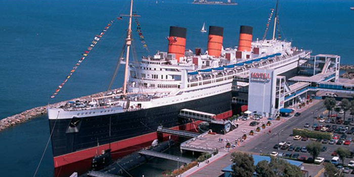 Queen Mary Hotel, 1126 Queens Hwy, Long Beach, CA 90802, U.S.A.