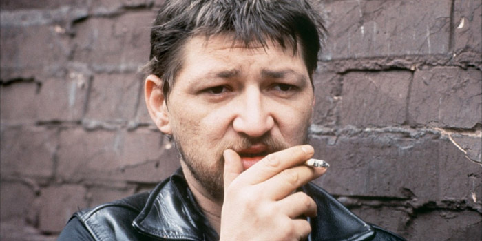 Rainer Werner Fassbinder - German film director, screenwriter, and actor (1945-1982). He is one of the most important figures in the New German Cinema.