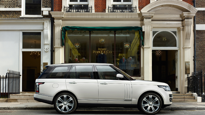 Range Rover Autobiography Black - 'The pinnacle of refinement'.