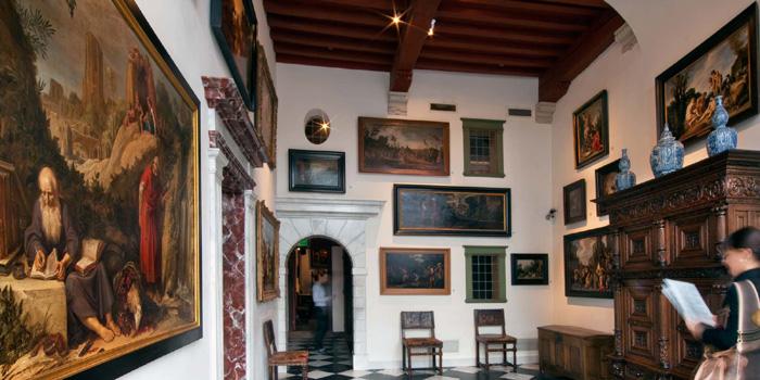 Rembrandt House Museum, Jodenbreestraat 4, 1011 NK Amsterdam, Netherlands.
