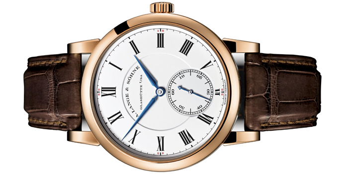 A. Lange & Söhne: Richard Lange collection 'Pour Le Mérite' watch.