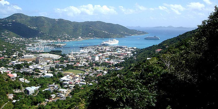 Road Town, Tortola, British Virgin Islands.
