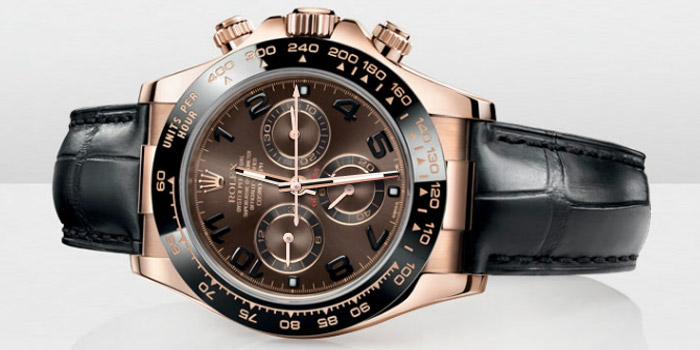 Rolex Cosmograph Daytona watch.