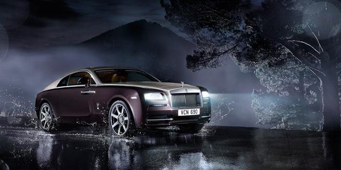 Rolls-Royce Wraith (2013-).