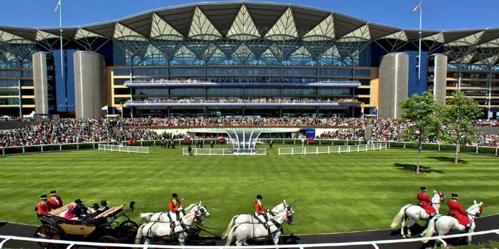 Royal Ascot - Ascot Racecourse, High St  Ascot, West Berkshire SL5 7JX, U.K.