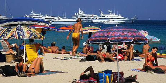 Insider S Guide To Saint Tropez Best Bars Beaches