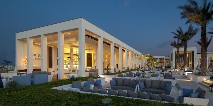 The Sea Lounge, Monte-Carlo Beach Club.