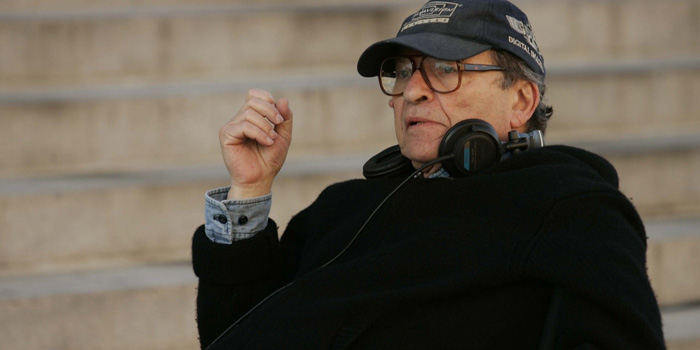 Sidney Lumet - American director, producer and screenwriter with over 50 films to his credit (1924-2011).