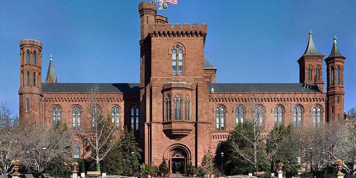 Smithsonian, 1000 Jefferson Dr SW, Washington, DC 20560, U.S.A. The world's largest museum and research complex, with 19 museums, 9 research centers and more than 140 affiliate museums around the world.