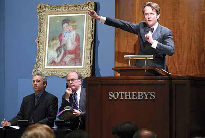 Top 100 Best High End Art Auctions Auction Houses