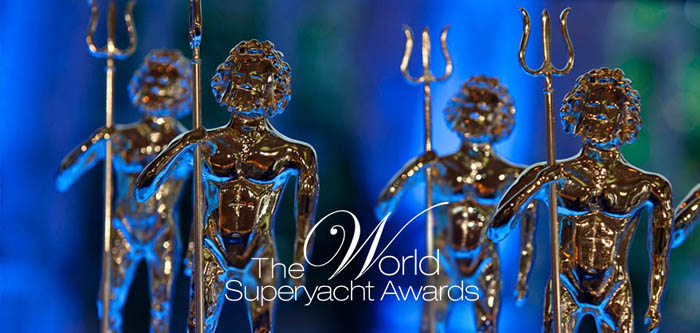 World Superyacht Award 2019.