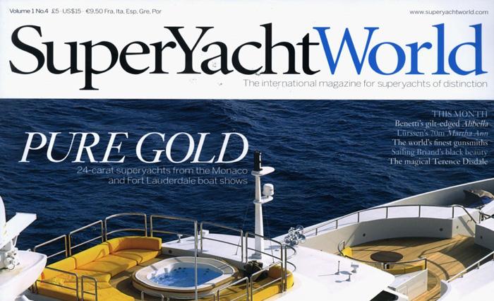 Superyacht World Magazine Superyacht World 39 The Global