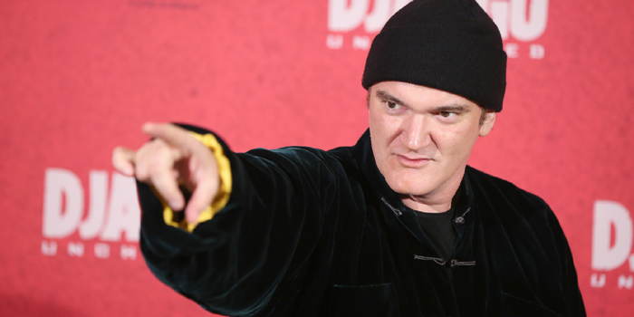 Quentin Tarantino - American film director, screenwriter, producer, and actor.