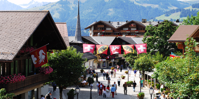 The Promenade, CH-3780 Gstaad, Switzerland.