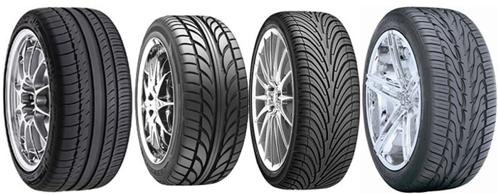General facts about car tires.