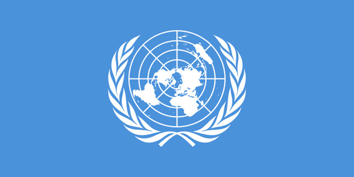United Nations - international organization founded in 1945 whose stated aims include promoting and facilitating cooperation in international law, international security, economic development, social progress, human rights, civil rights, civil liberties, political freedoms, democracy, and the achievement of lasting world peace.