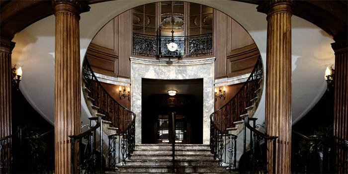 The Union League Club, 38 East 37th Street, New York City, NY 10016, U.S.A. Founded in 1863.