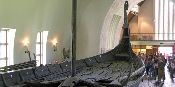 Viking Ship Museum, Huk Aveny 35, 0287 Oslo, Norway.