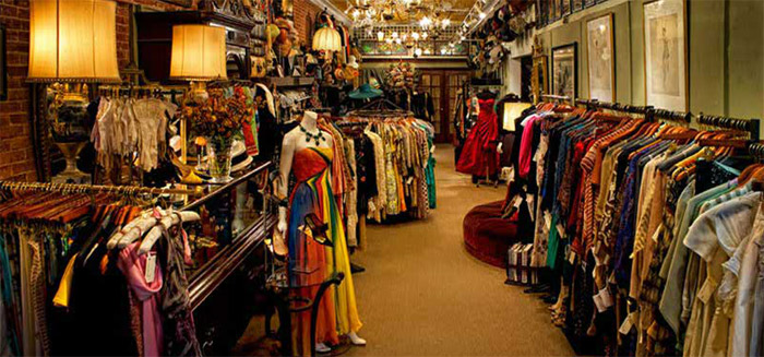 Top 40 Best High-End Luxury (Online) Vintage Clothing Stores