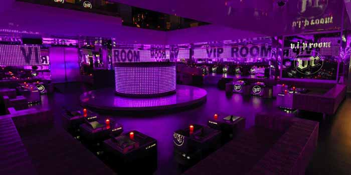 VIP Room Cannes, at JW Marriott Hotel, 50 Boulevard de la Croisette, Cannes, France.