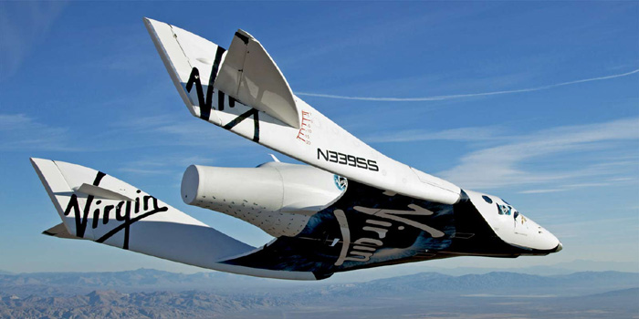 Virgin Galactic VSS Enterprise.