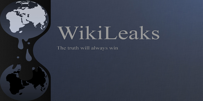 WikiLeaks - international, online, non-profit organisation which publishes secret information, news leaks, and classified media from anonymous sources.