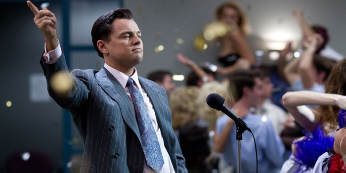 The Straight Line Persuasion System by Jordan Belfort, 'The Wolf of Wall Street'.
