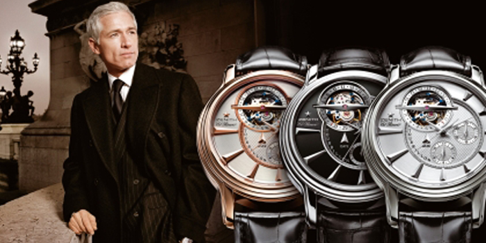 Zenith watches history - 'If You Appreciate Precision Timekeeping'.