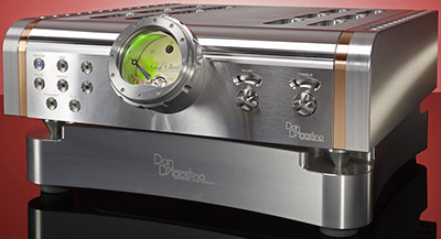 Dan D'Agostino Momentum Integrated Amplifier.