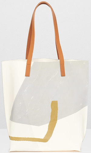 Ally Capellino Heidi Leather Printed Tote: £490.