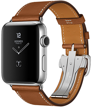 Apple Watch Hermès: US$1,399.
