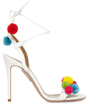 Aquazzura Firenze women's shoe.