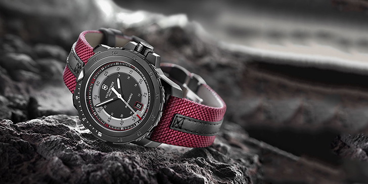 Victorinox watches.