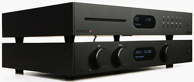 Audiolab 8300 Series.