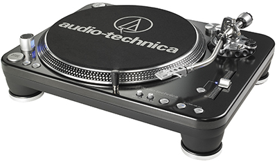 Audio-technica AT-LP1240-USB: US$449.