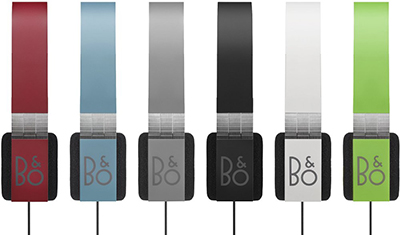 Bang & Olufsen BeoPlay Form 2i: US$119.