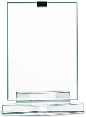 Baccarat Harcourt clear crystal Abysse photo frame: US$555.