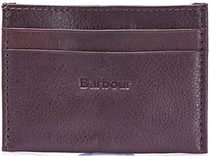 Barbour men's Card Holder.
