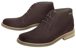Barbour men's Readhead Boots.