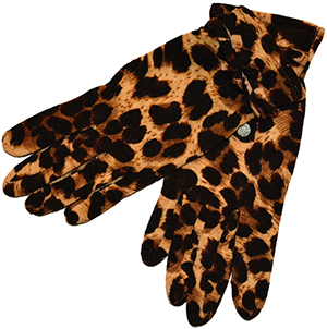 Basile women's gloves.