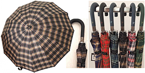 Basile women's umbrellas.