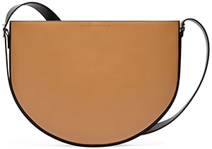 Victoria Beckham Small Half Moon Bag: £1,690.