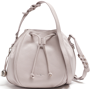 Bell & Fox Bucket Bag: £225.