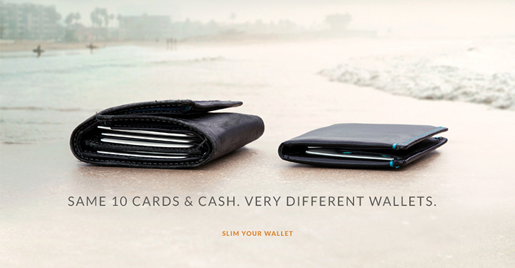 Bellroy wallets.
