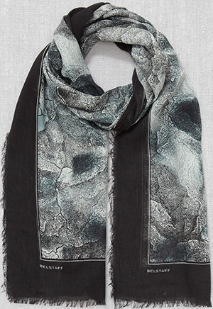 Belstaff men's Foulard Map Terrain: €195.