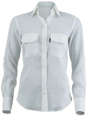 Beretta Women's Serengeti Linen Shirt: US$195.