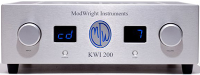 bFly-audio ModWright KWI 200.